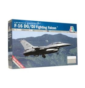 ITALERI 2683 Myśliwiec F-16 DG/DJ Fighting Falcon