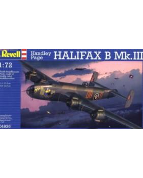 REVELL 04936 Bombowiec Handley Page Halifax Mk. III