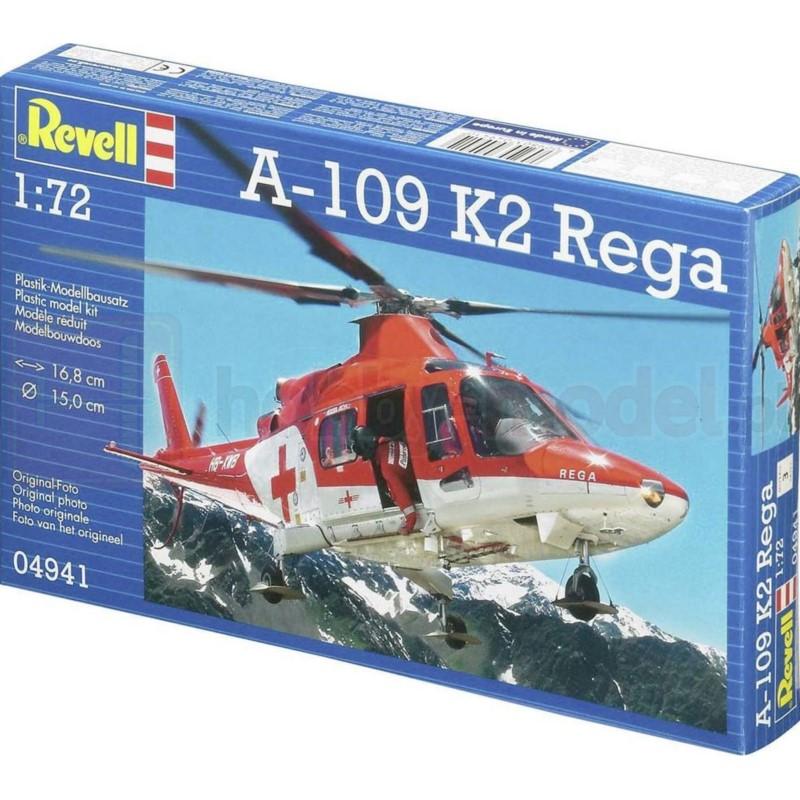 REVELL 04941 Śmigłowiec Agusta A-109 K2