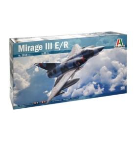 ITALERI Myśliwiec 2510 Mirage III E/R