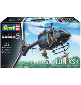 REVELL 04948 Śmigłowiec 0H145M LUH KSK