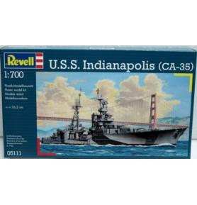 REVELL 05111 Ciężki krążownik U.S.S. Indianapolis