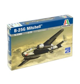 ITALERI 1309 Bombowiec B-25G Mitchell