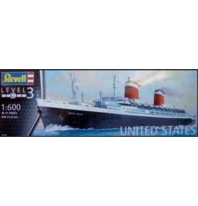 REVELL 05146 Statek Transatlantycki U.S.S. United States