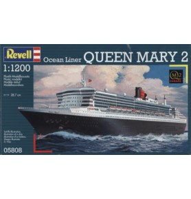 REVELL 05808 Liniowiec transatlantycki Queen Mary 2