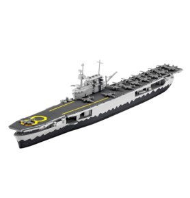 REVELL 05823 Lotniskowiec U.S.S. Hornet CV-8