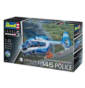 "REVELL 04980 Śmigłowiec H145 ""Police"""