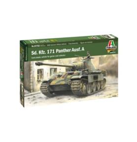 ITALERI 15752 Czołg Sd. Kfz. 171 Panther Ausf. A