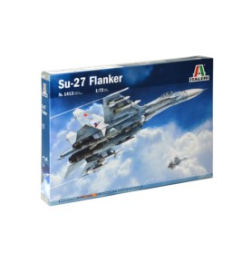 ITALERI 1413 Myśliwiec Su-27 Flanker