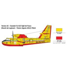 ITALERI 1362 Łódź latająca Canadair CL-415