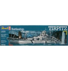 REVELL 05042 Pancernik Tirpitz