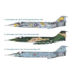 ITALERI 1359 Myśliwiec F-104 A/C Starfighter
