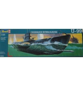 REVELL 05054 Okręt podwodny U-Boot U-99