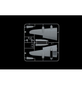 ITALERI 1350 Bombowiec Stirling Mk. IV