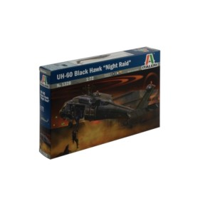 "ITALERI 1328 Śmigłowiec UH-60 Black Hawk ""Night Raid"""