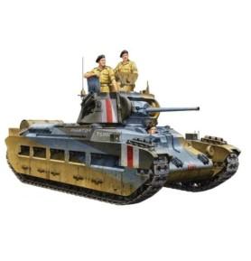 TAMIYA 32572 brytyjski czołg piechoty Matilda Mk.III/IV - British Infantry Tank Mk.IIA 1:48