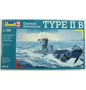 REVELL 05115 Okręt podwodny U-Boot Typ II