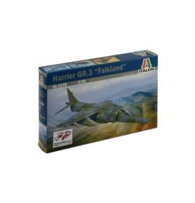 """ITALERI 1278 Rozpoznawczy/bliskiego wsparcia Harrier GR.3 """"Falkland"""""""