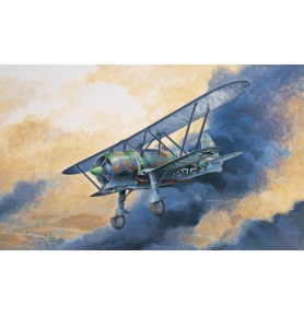 ITALERI 1276 Myśliwiec CR.42 LW