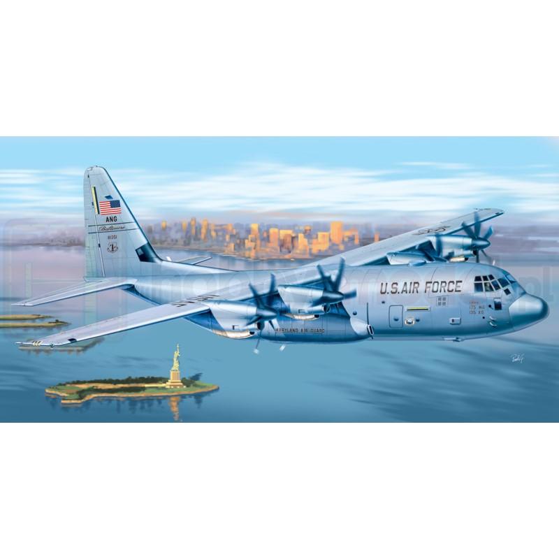 ITALERI 1255 Transportowy C-130J Hercules