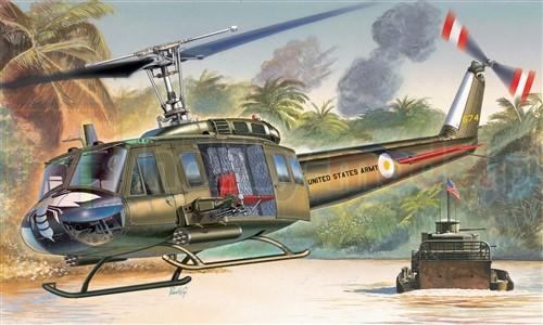 ITALERI 1247 Śmigłowiec UH-1D Slick
