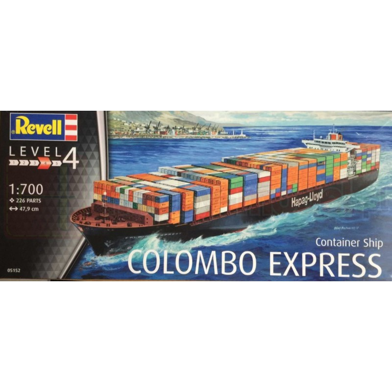 REVELL 05152 Kontener Container Ship Colombo Express