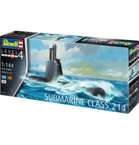 REVELL 05153 Okręt podwodny Submarine Class 214