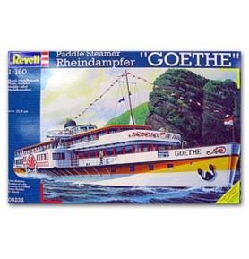 REVELL 05232 Parostatek Rhine Steamer Goethe