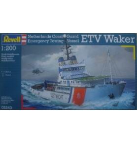 REVELL 05240 Łódź ratunkowa ETV Waker