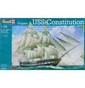REVELL 05602 Okręt U.S.S. Constitution