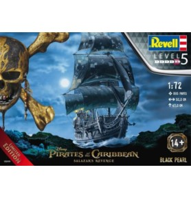 REVELL 05699 Okręt Black Pearl Limited Edition