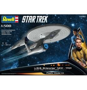 REVELL 04882 Statek kosmiczny Star Trek Ncc Enterprise