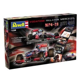 REVELL 05717 Bolid McLaren Mp4-25 (zestaw)