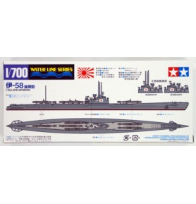 TAMIYA 31435 Okręt I-58 Late Version