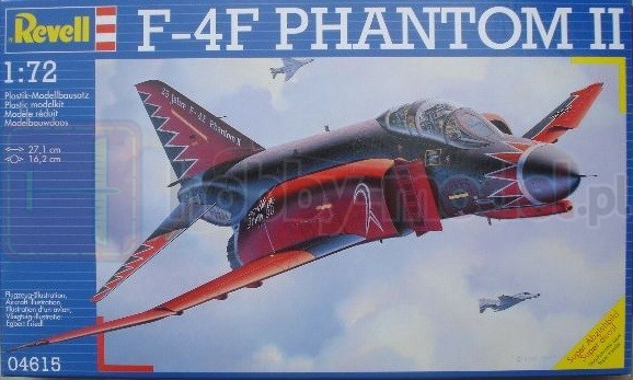 REVELL 04615 Myśliwiec F-4F Phantom II