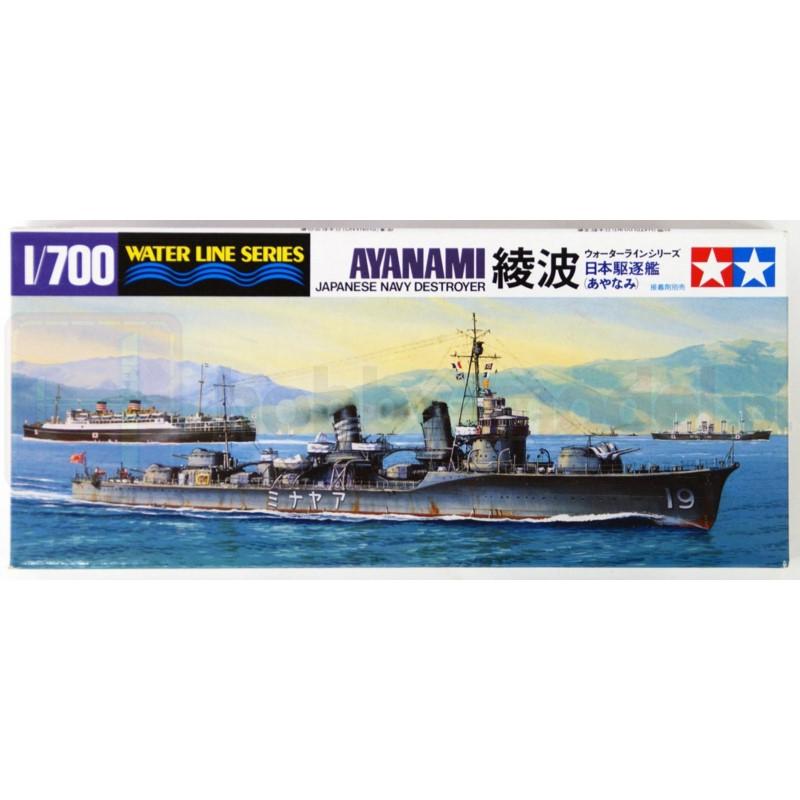 TAMIYA 31405 Niszczyciel Ayanami