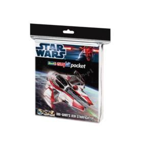 REVELL 06721 Star Wars Obi-Wan's Jedi Starfighter Easy Kit