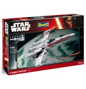 REVELL 03601 Star Wars X Wing Fighter