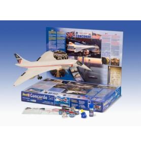 REVELL 05757 Odrzutowiec Concorde (zestaw)