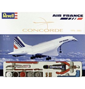 REVELL 05763 Concorde (zestaw)
