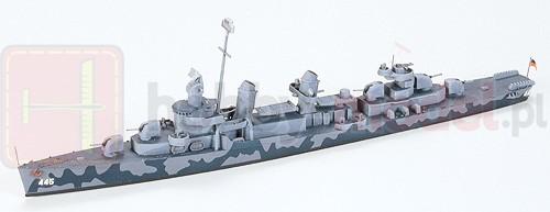 TAMIYA 31902 Niszczyciel DD-445 Fletcher