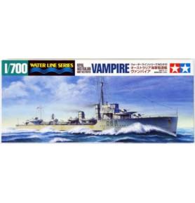 TAMIYA 31910 Niszczyciel Vampire
