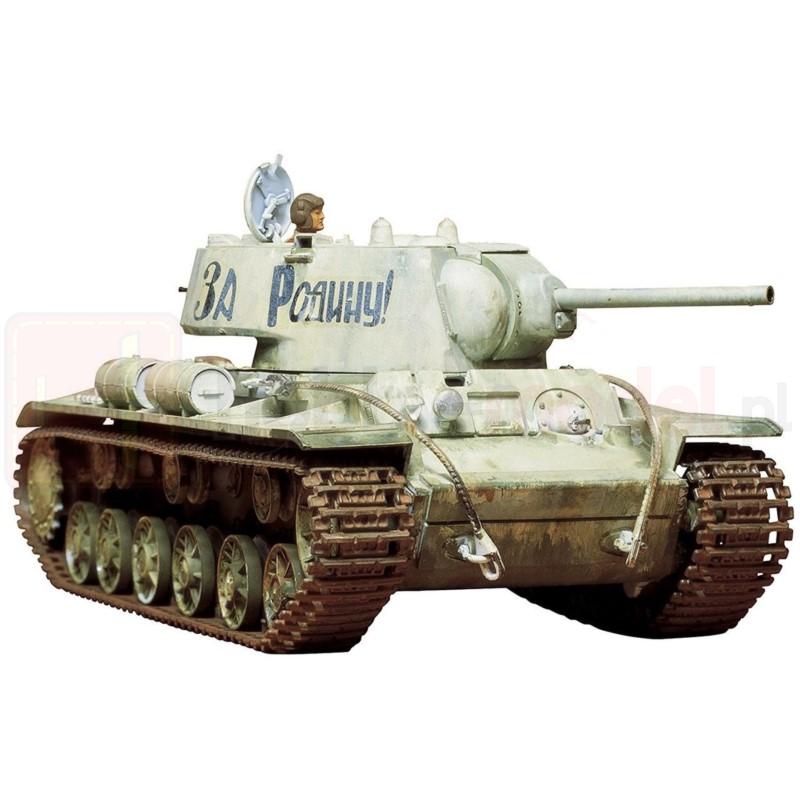 TAMIYA 35066 Czołg KV-I (Typ C)