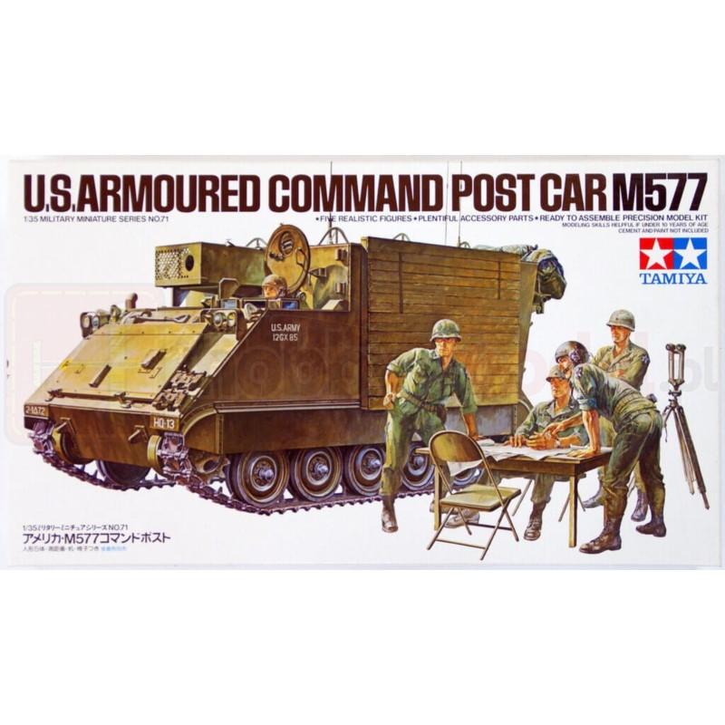 TAMIYA 35071 US M577 Opancerzony pojazd dowodzenia