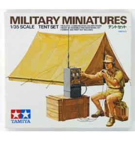 TAMIYA 35074 Akcesoria Zestaw namiotowy