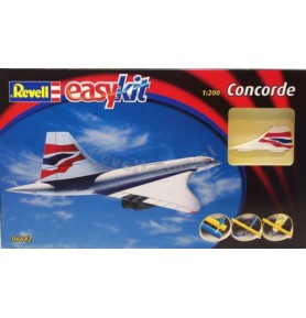 REVELL 06642 Naddźwiękowy samolot Concorde Easy Kit