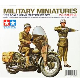 TAMIYA 35084 Figurki Zestaw amerykańskiej policji wojskowej
