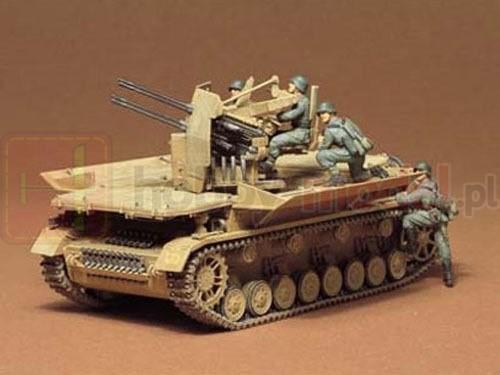 TAMIYA 35101 Działo Flakpanzer Mobelwagen