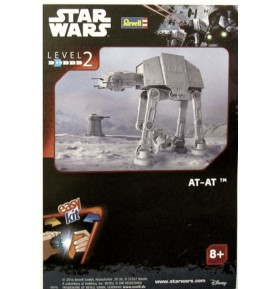 REVELL 06715 Star Wars AT-AT Easy Kit