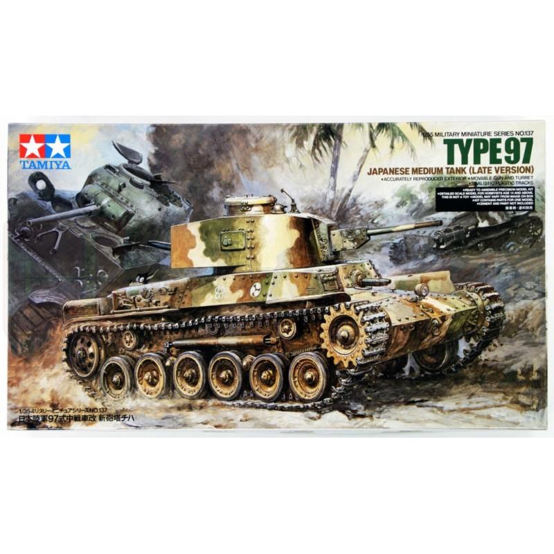 TAMIYA 35137 Czołg Typ 97